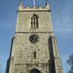Saint Dunstan and All Saints Parish Records